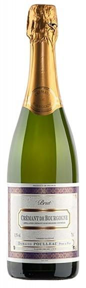 Domaine Poulleau Père & Fils Crémant Brut Bourgogne AOC