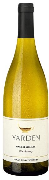 "YARDEN "" CHARDONNAY "", 0.75 L.,*WINESCOUT7*, ISRAEL-GOLANHÖHEN"