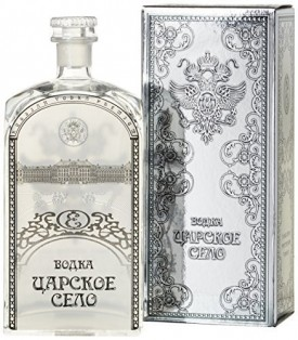 """ ZARSKOE SELO "" VODKA, 0,7 L.,* WINESCOUT7 *, RU.- ST. PETERSBURG"
